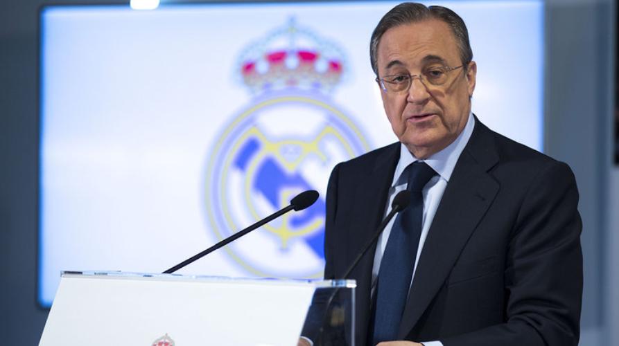 Bố già Perez rũ bỏ triết lý Galacticos ở Real Madrid