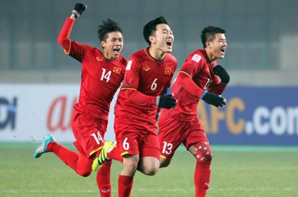Đội hình U23 sẽ phải đối đầu với những đội tuyển mạnh