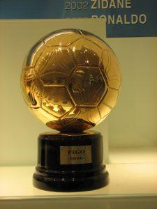 Top 3 quả bóng vàng 2015