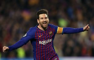 Cầu thủ Lionel Messi