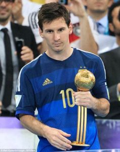 Cầu thủ đạt giải Quả bóng vàng
